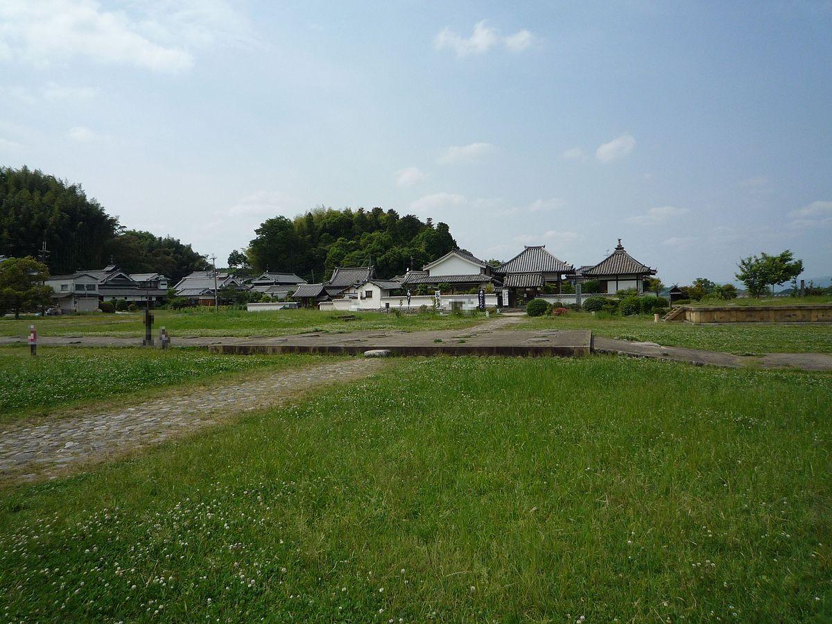 川原寺 - Wikipedia