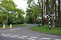 At the crossroads, Mannings Heath (geograph 1861105).jpg
