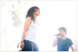 Digital hardcore - German band Atari Teenage Riot are considered progenitors of the style.