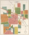 Atlas of Genesee County, Michigan - containing maps of every township in the county, with village and city plats, also maps of Michigan and the United States, from official records. LOC 2007633516-26.tif