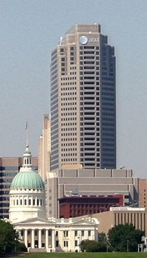 AT&T Center (St. Louis) - Image: Att stlouis