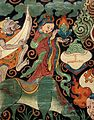 Attributes of rDo-rje 'Jigs-byed (Vajrabhairava, Wellcome L0030401.jpg