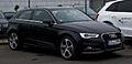 Audi A3 1.8 TFSI Ambition (8V) – Frontansicht, 17. Mai 2013, Münster.jpg