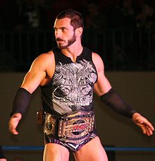 Austin Aries - de stoere en extraverte sporter met Engelse roots in 2019