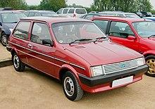 1980 1989 Austin Rover Era Edit