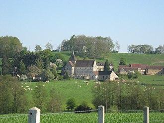 Autheuil, Orne - Image: Autheuil, église Notre Dame