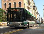 Autobus BredaMenarinibus Avancity di MOM-Mobilità di Marca, per Paese, Linea 11.jpg