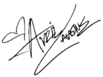 Avril Lavigne's signature.png