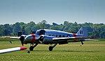 Avro Anson, Imperial War Museum, Duxford, May 19th 2018. (42242114221).jpg