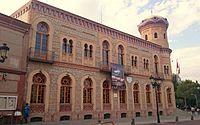 Ayuntamiento - Plaza de la Constitución (4 de julio de 2015, Mora).jpg