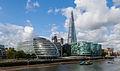 Ayuntamiento y Shard, Londres, Inglaterra, 2014-08-11, DD 084.JPG