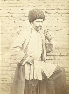 Azerbaijani Traditional Clothing Wikipedia