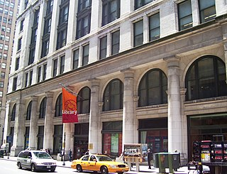 Science, Industry and Business Library research library branch of the New York Public Library Research Libraries