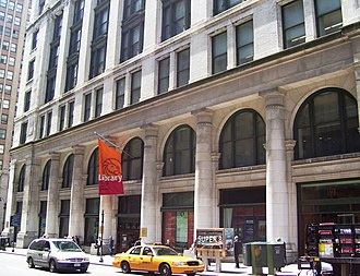 Science, Industry and Business Library - NYPL Science, Industry and Business Library at the B. Altman Building