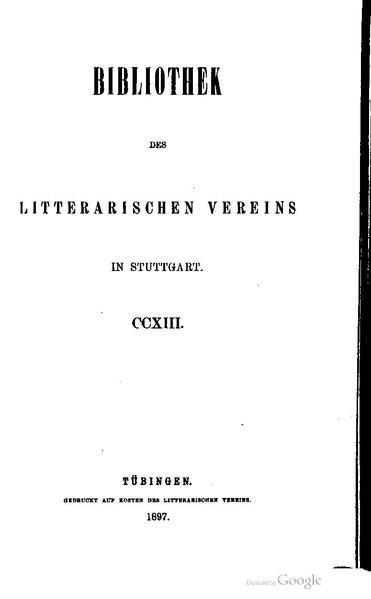 File:BLV 213 Nuernberger Meistersinger-Protokolle von 1575–1689 Band 1.pdf