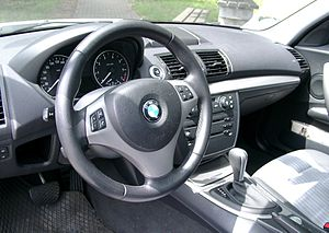 BMW 1 Series (E87) - Interior