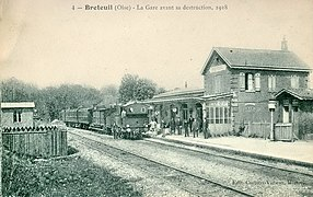 Ville De Breteuil Dans L Eure Eure En Photo