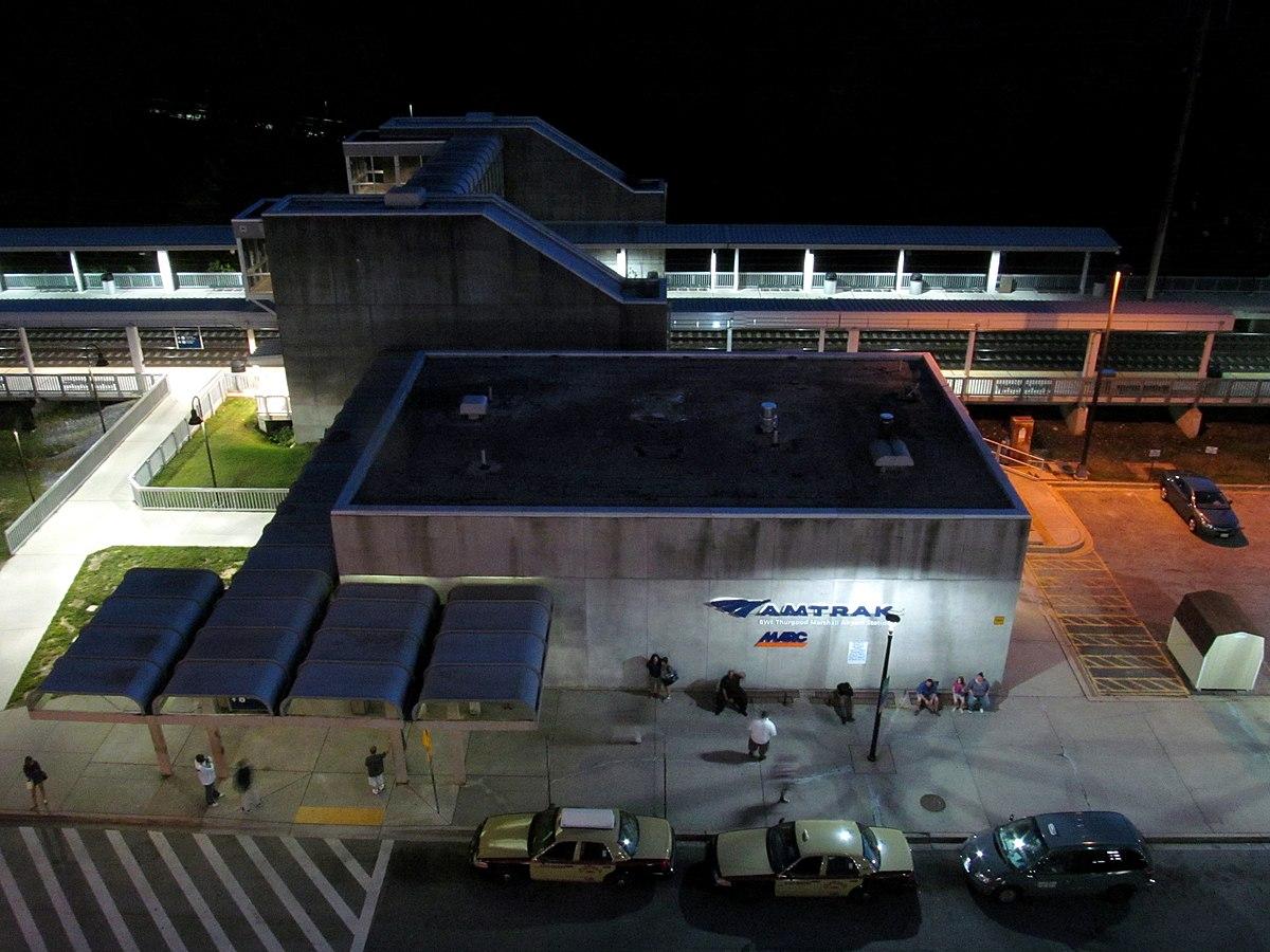 Bwi Rail Station Wikipedia