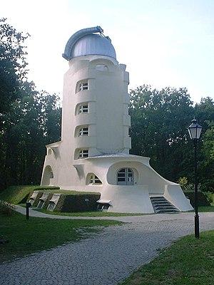 Erwin Finlay-Freundlich - Einstein Tower in Potsdam