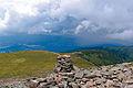 Babia Góra – najwyższy szczyt Diablak (1725m) 02.jpg