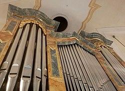 Bad-Abbach-Oberndorf, Mariä Himmelfahrt, Orgel (5).jpg