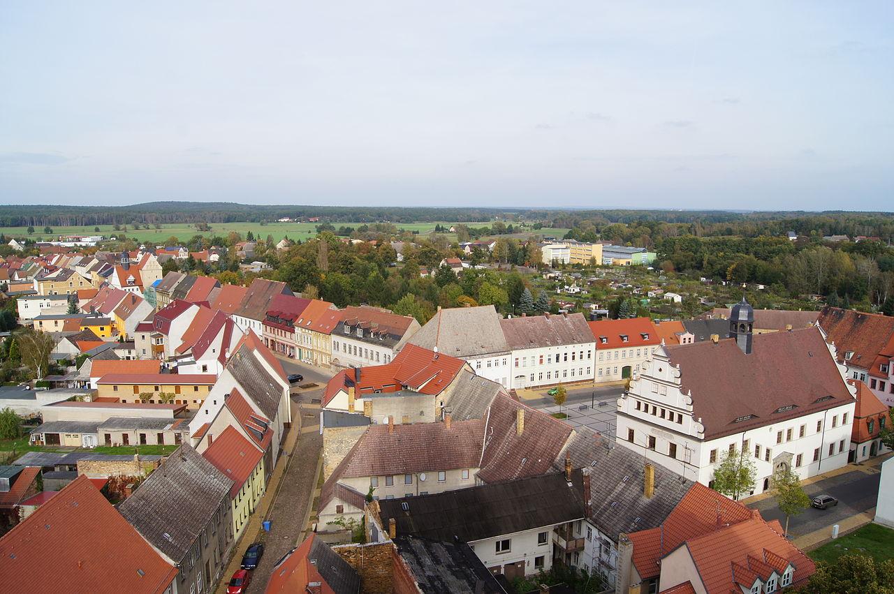 Bad Schmiedeberg Germany  city pictures gallery : Bad Schmiedeberg Nikolaikirche 2014 10 18 027 Wikimedia ...