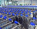 Baggage carts at airport.JPG
