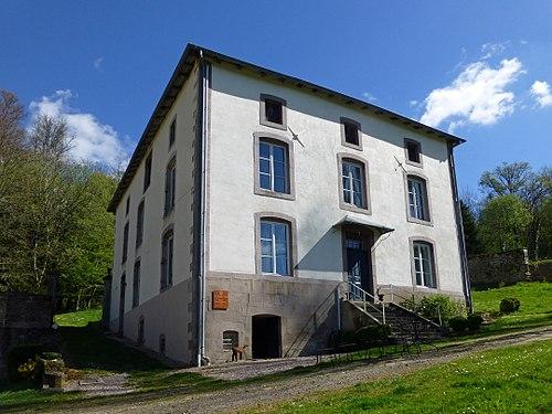 Bains-les-Bains-Manufacture royale-Maison des Contremaîtres