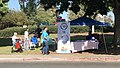 Balboa Park San Diego CA USA Wiki Public Outreach Booth Event - Near Future Comic Con Museum 02.jpg