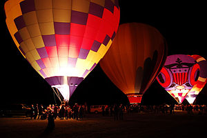 Festus, Missouri - Festus Balloon Festival