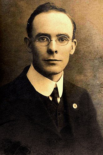 Brian O'Higgins - O'Higgins in 1914