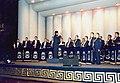 Banda Sinfónica de la Fuerza Aérea de Chile, año 2003.jpg