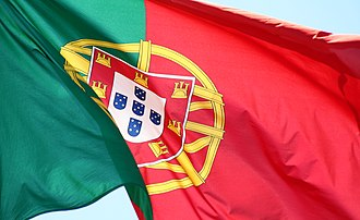National symbols of Portugal - The National Flag of Portugal
