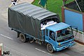 Bangladesh Air Force Isuzu FSR truck. (29466860866).jpg