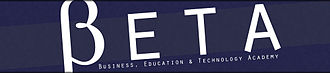 South Texas Business, Education & Technology Academy - Image: Banner Beta Home