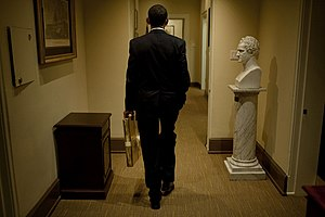 300px Barack Obama walks through the West Wing Federal Estate and Gift Tax Rules for 2013, Including Examples