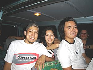 Barbie's Cradle's Barbie Almalbis, Wendell Gar...