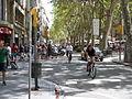 Barcelona Street Life (7852521054).jpg