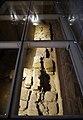 Bari, museo archeologico di santa scolastica, scavi nel bastione di santa scolastica 03 mura del iv secolo ac.jpg