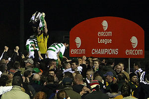 Shamrock Rovers F.C. - Promotion in 2006