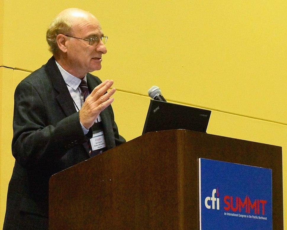 Barry Kosmin at CFI Summit OCT 2013