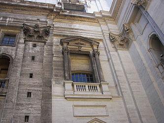Basilica di San Pietro near Sistine Chapel.jpg
