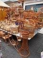 Basket weaving, Lagymanyos Christmas Market, 2016 Budapest.jpg