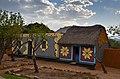 Basotho Cultural Village - Golden Gate Highlands National Park, Jihoafrická republika - panoramio.jpg
