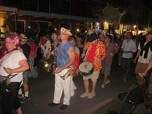 Bastille Tumble 2012 New Orleans Decatur Street Band.jpg