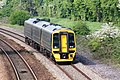 Bathpool - GWR 158957 Bristol train.JPG