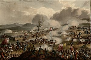 United Kingdom in the Napoleonic Wars - Battle of Nivelle