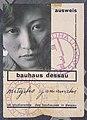 Bauhaus-Studentenausweis von Michiko Yamawaki.jpg