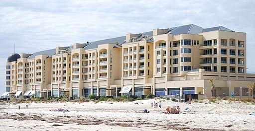 Beachfront complex - Glenelg SA