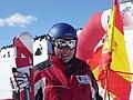 Beatriz Vila Campeonato del mundo de Esquí Italia 2010.JPG
